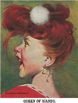 Art Postcard Tarot