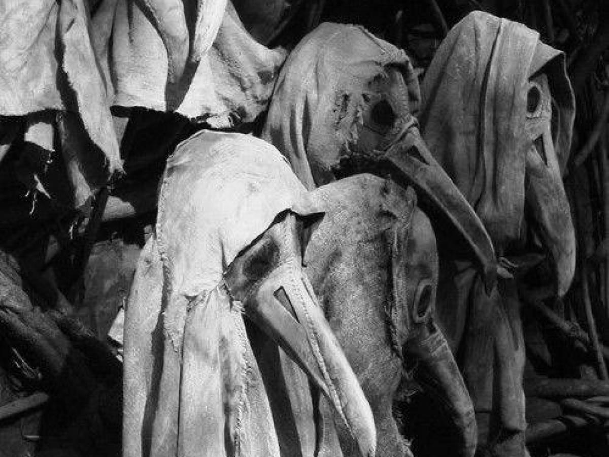 plague doctor symbolism