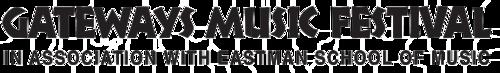 Gateways Music Festival