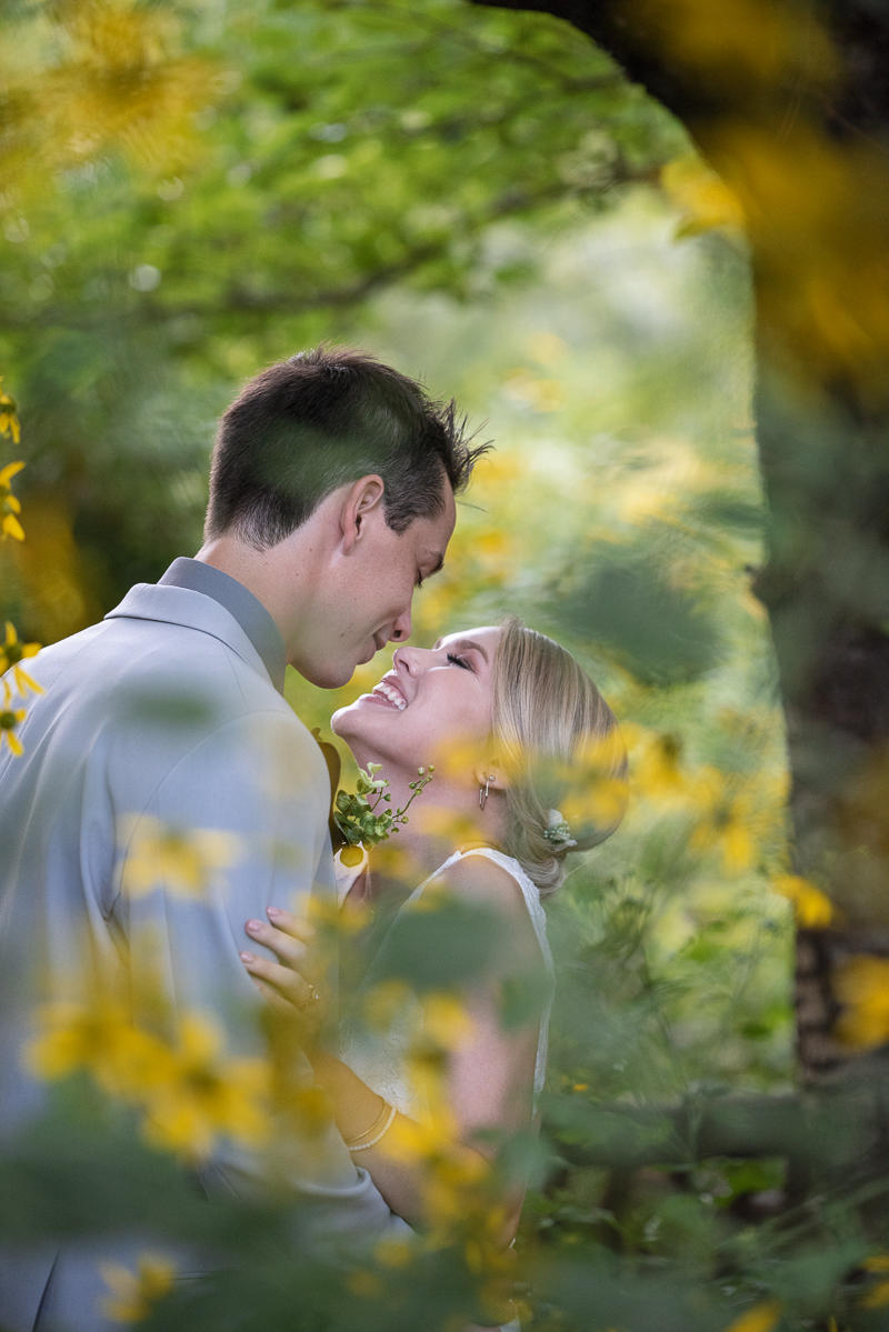 Wedding Photo taken by wedding photographer in fayetteville, nc at UNC Chapel Hill