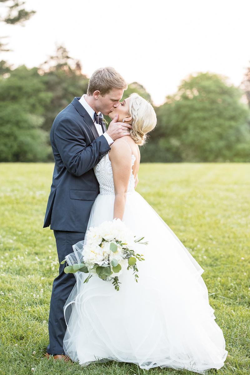 Fearrington Village wedding photographs