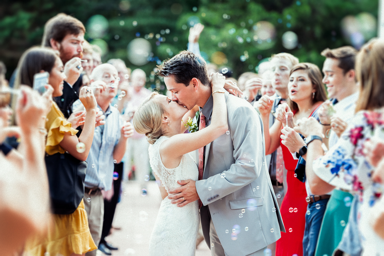 Events at Opus Wedding in Chapel HIll, NC.