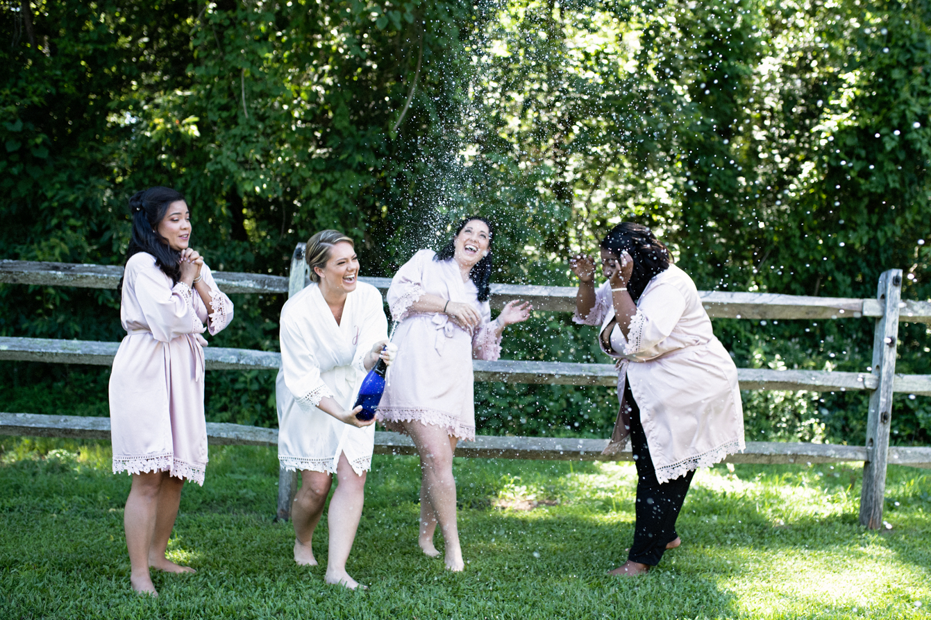 Wedding at The Catlett Farm