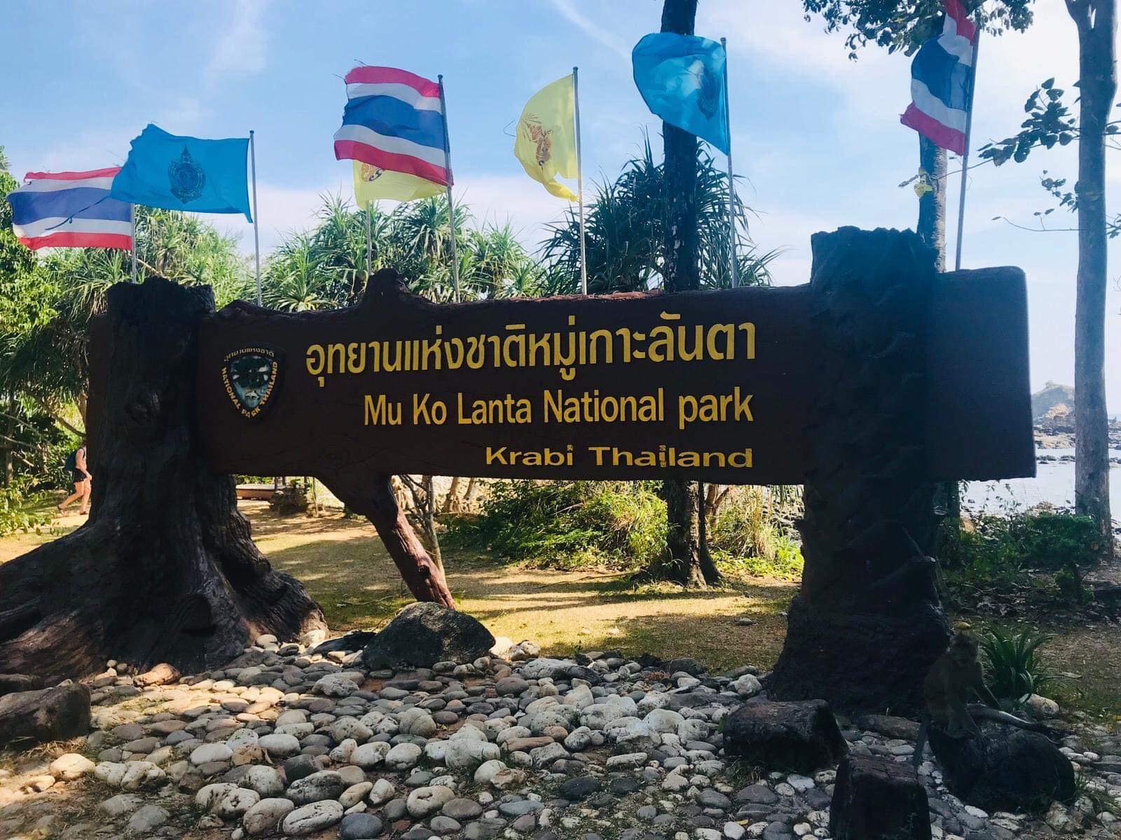 National Park: 200 Baht Entrance Fee + 20 Baht Parking (~$9 CAD)