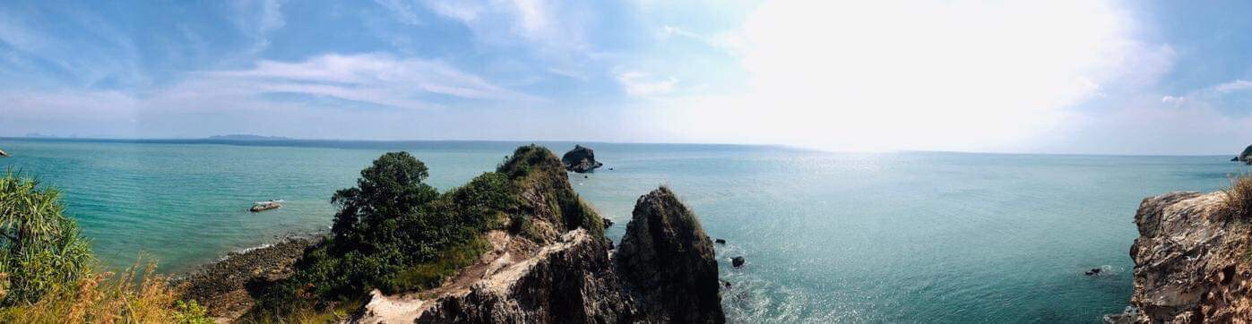 Lookout point from Mu Ko Lanta National Park & Epic Beach
