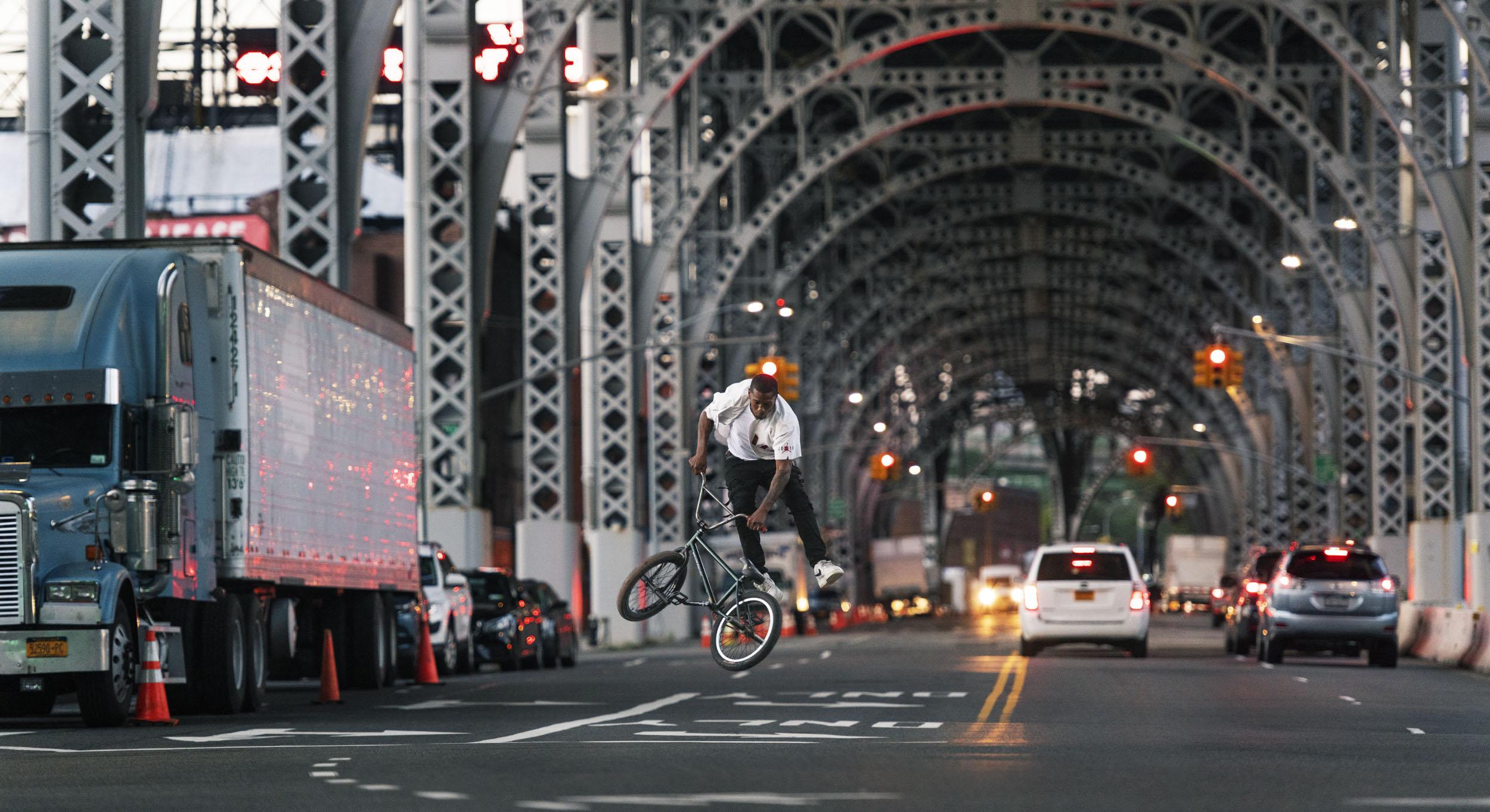 BMX New York and Boston