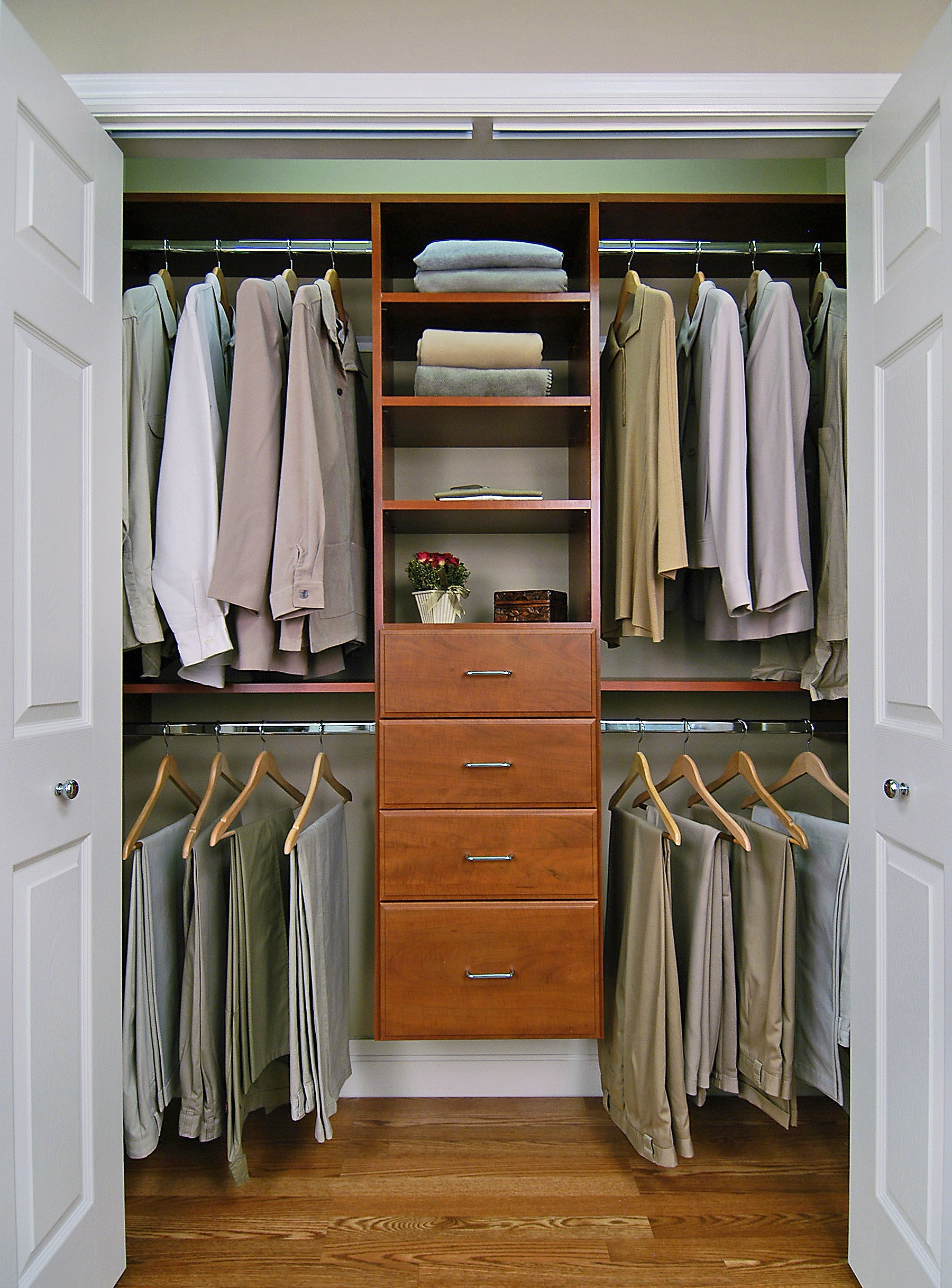 Closet Remodel Expansion Landi Design Build