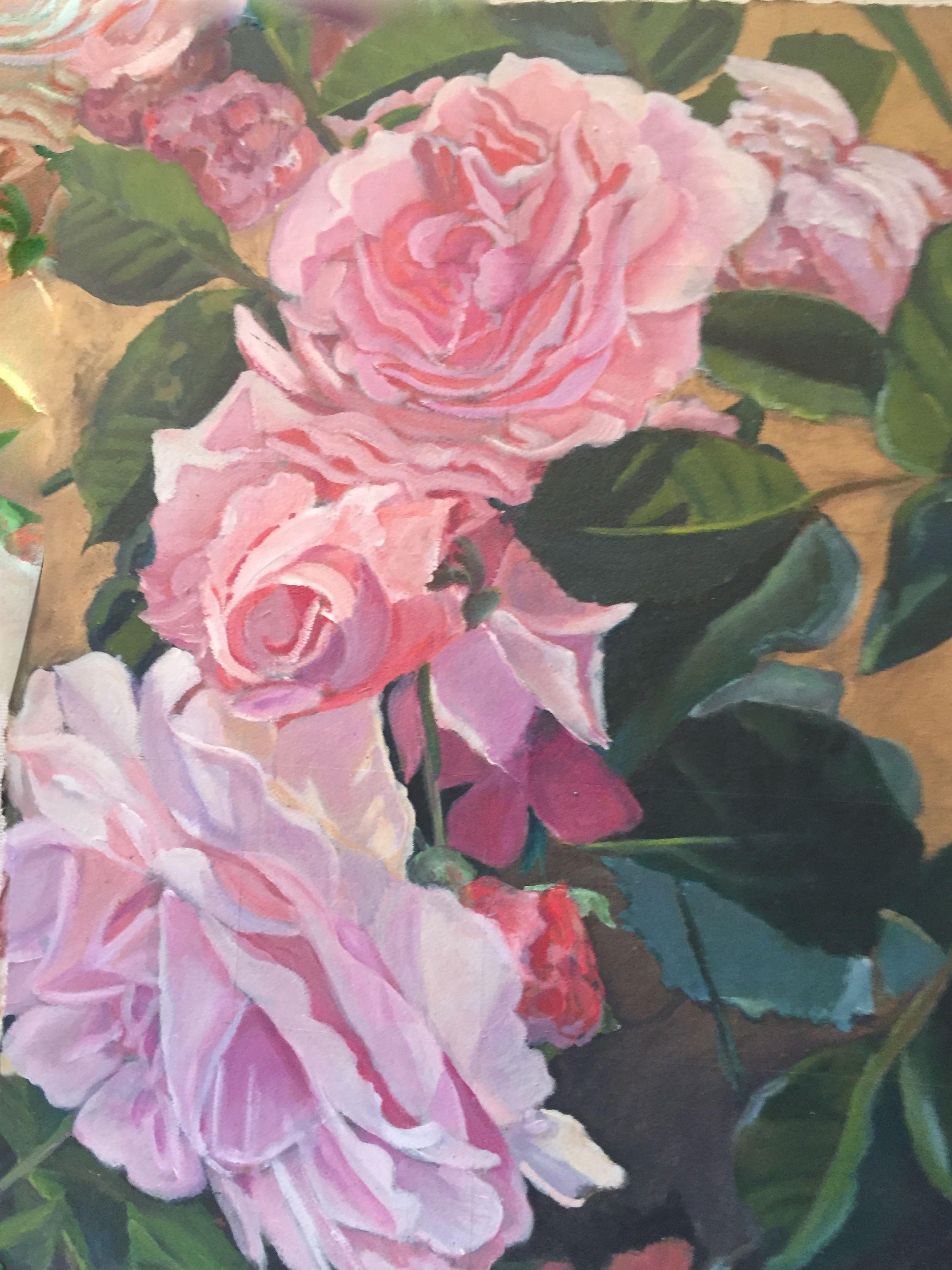 Dream Weaver Hybrid Rose 1998