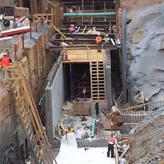 CDC 23 Tunnel