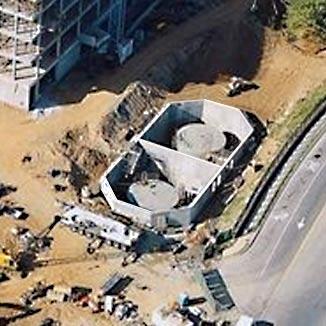 CDC Building 20 Underground Fuel Storage Vault