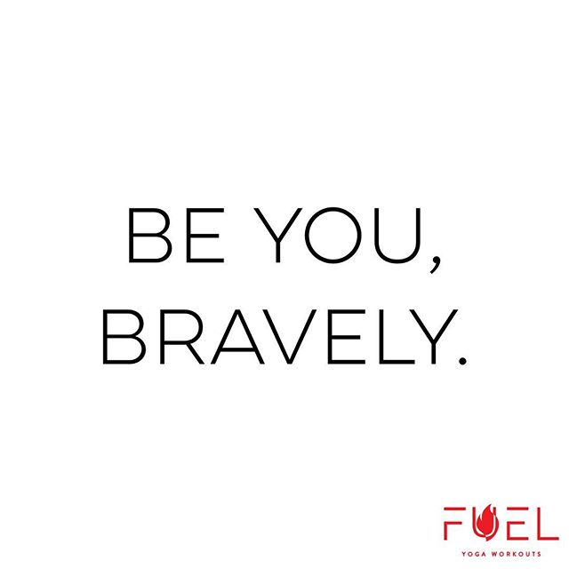 Admit it. You're dope. Stop pretending you're less than you are to protect someone else's ego. Be unabashedly aware of your fresh. Be you, bravely. #beyoubravely . #thisfuelsme . #sweatpurposepassion . #fuelyogaworkouts