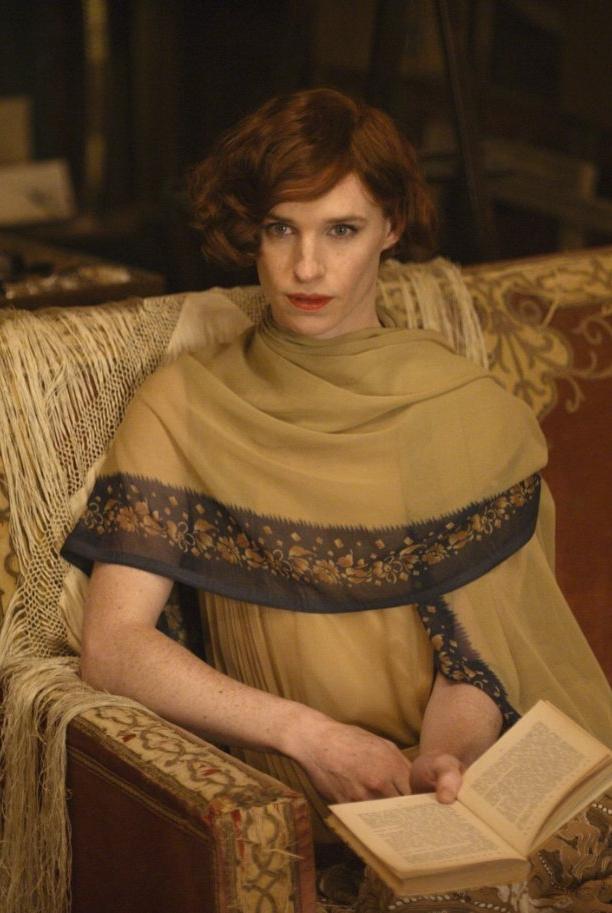 Eddie Redmayne in  The Danish Girl  (2015) Agatha A. Nitecka © 2015 Focus Features
