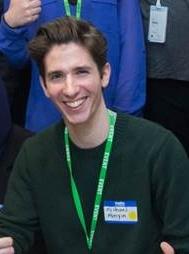 Michael  Software Engineer @ Interbrand  Graduate of the TTP Residency @ Queens