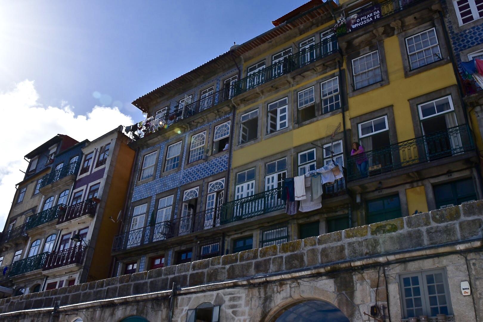 Aviero, Porto, Braga - June 2017