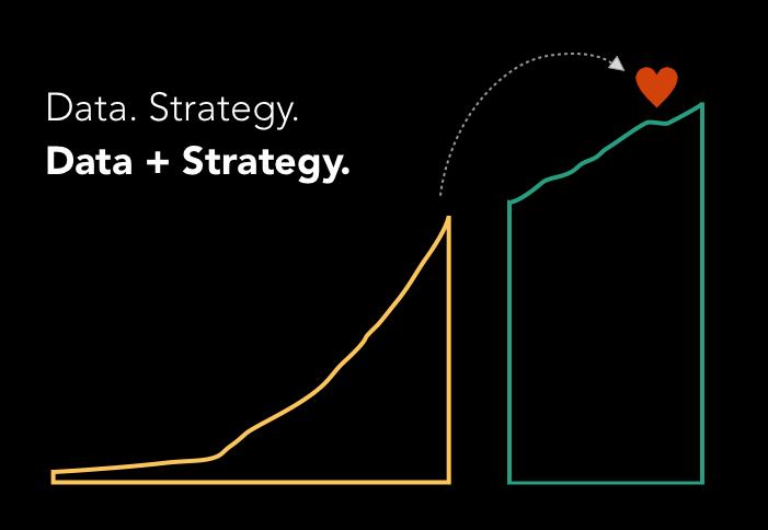 Data. Strategy.   Data & Strategy.