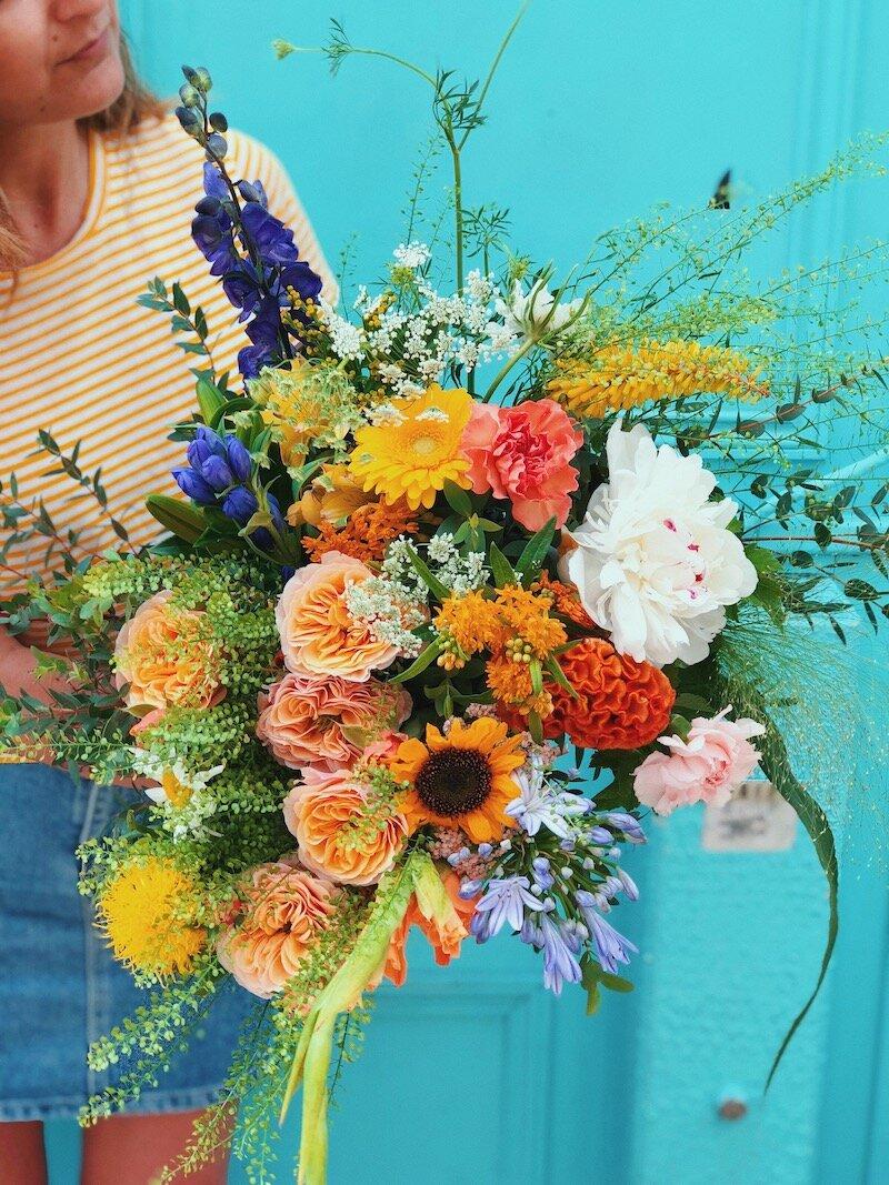 SuRprenez avec notre bouquet colorful