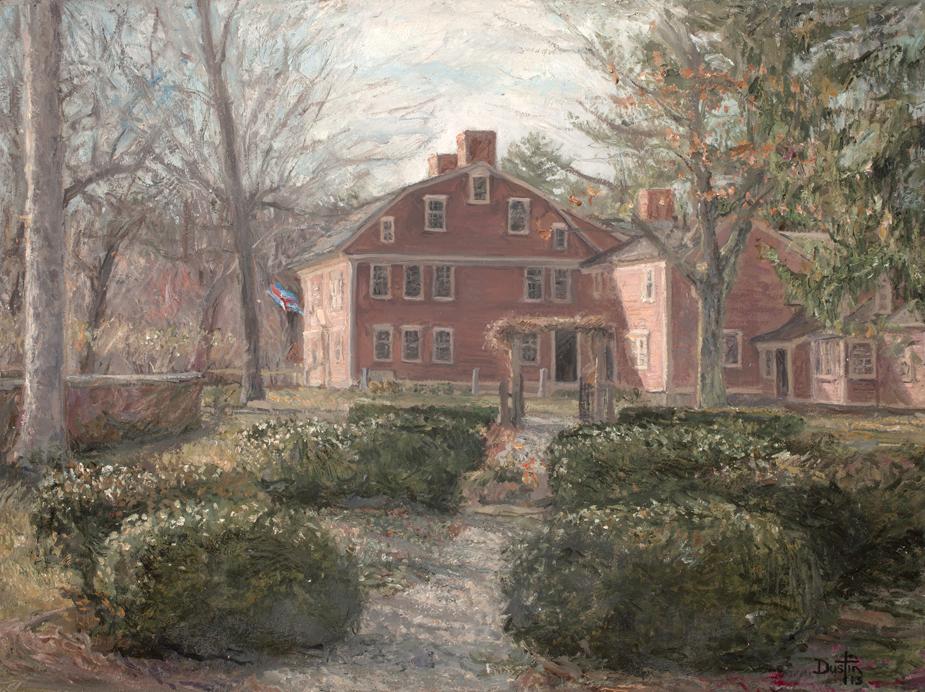 The Wayside Inn, Longfellow's Wayside Inn, Dustin Neece