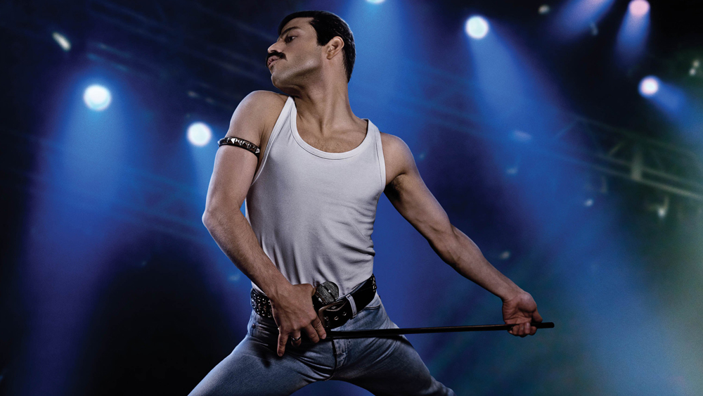 "Photo courtesy of Flickr   Rami Malek plays the iconic Freddie Mercury in ""Bohemian Rhapsody."""