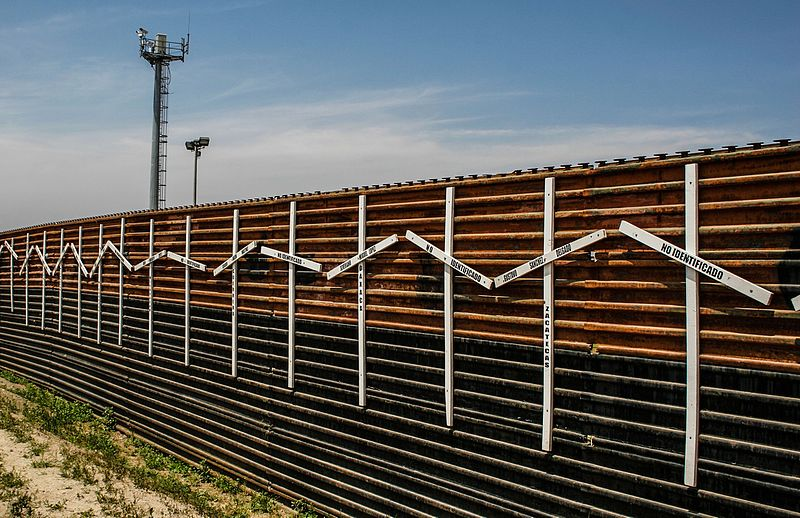 Photo courtesy of WikiCommons   The border fence between the U.S. and Mexico is a hotbed of conflicts
