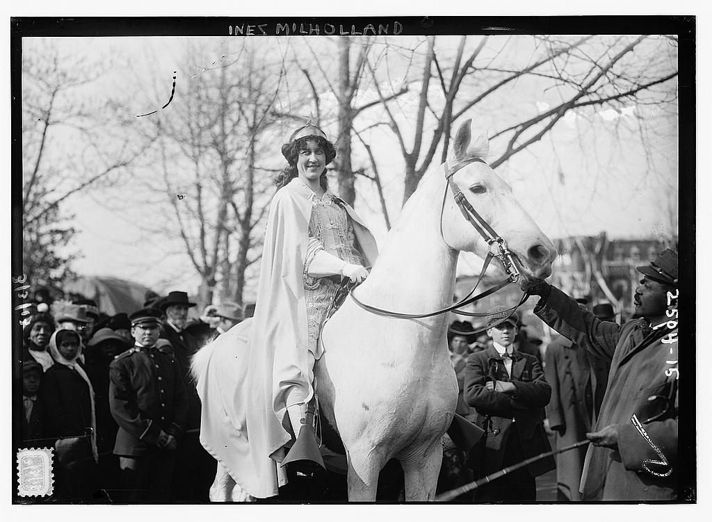 Inez_Milholland_-_Suffrage_parade_LOC_2616372790.jpg