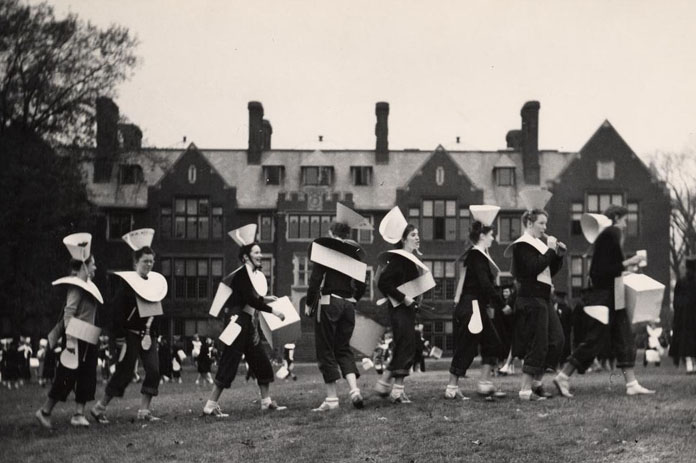 Photo courtesy of Mount Holyoke Archives