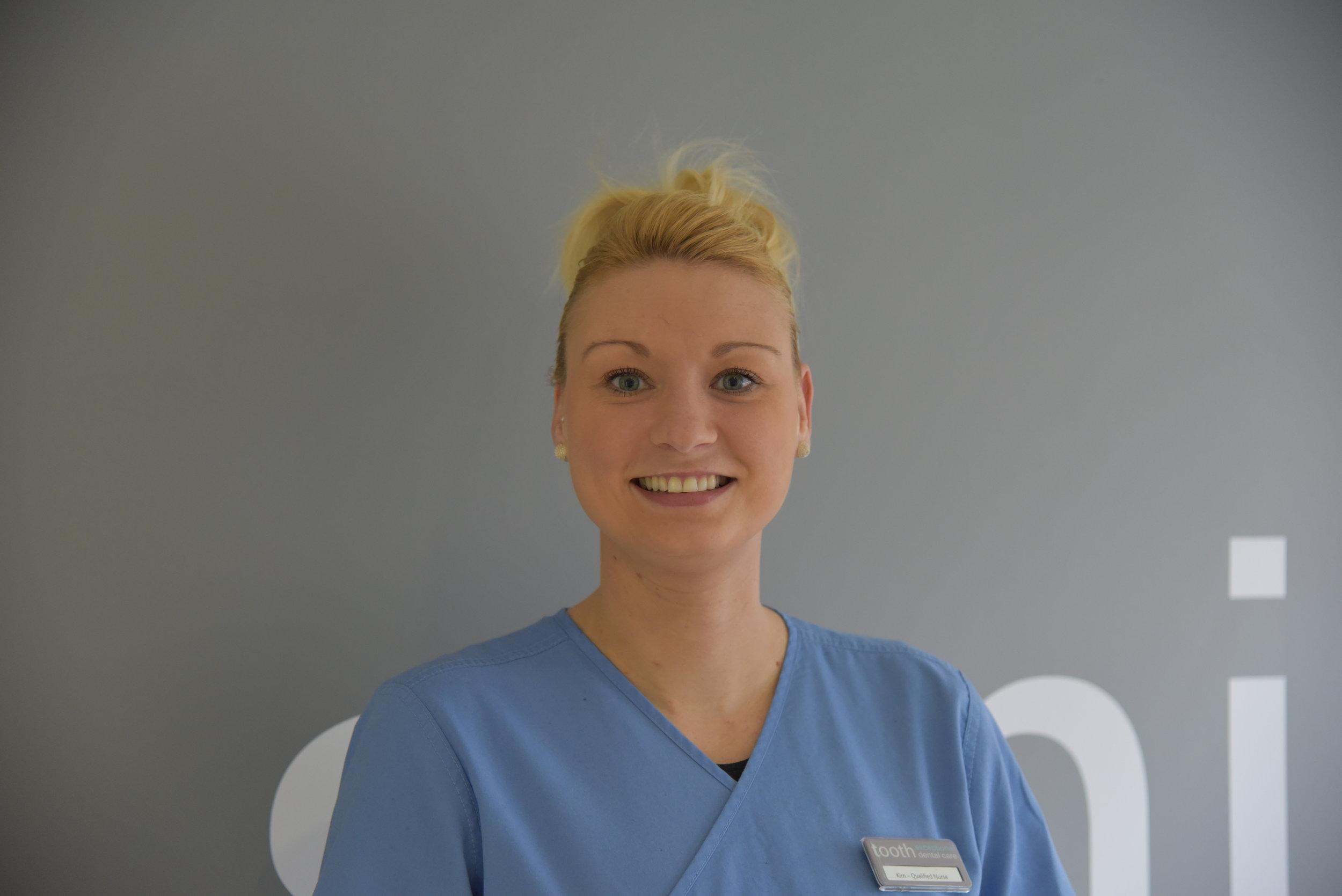 Kim - Qualified Dental Nurse (GDC 156156)