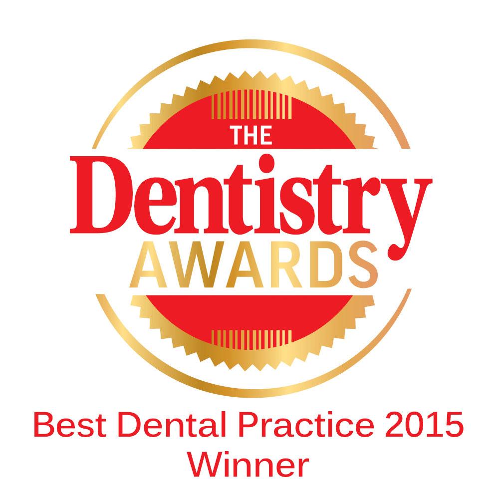 Best Dental Practice Award Winner tooth dental surgery and hygienist in Waterloo