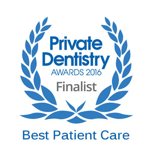 Best Patient Care Award tooth dental surgery and hygienist in Waterloo