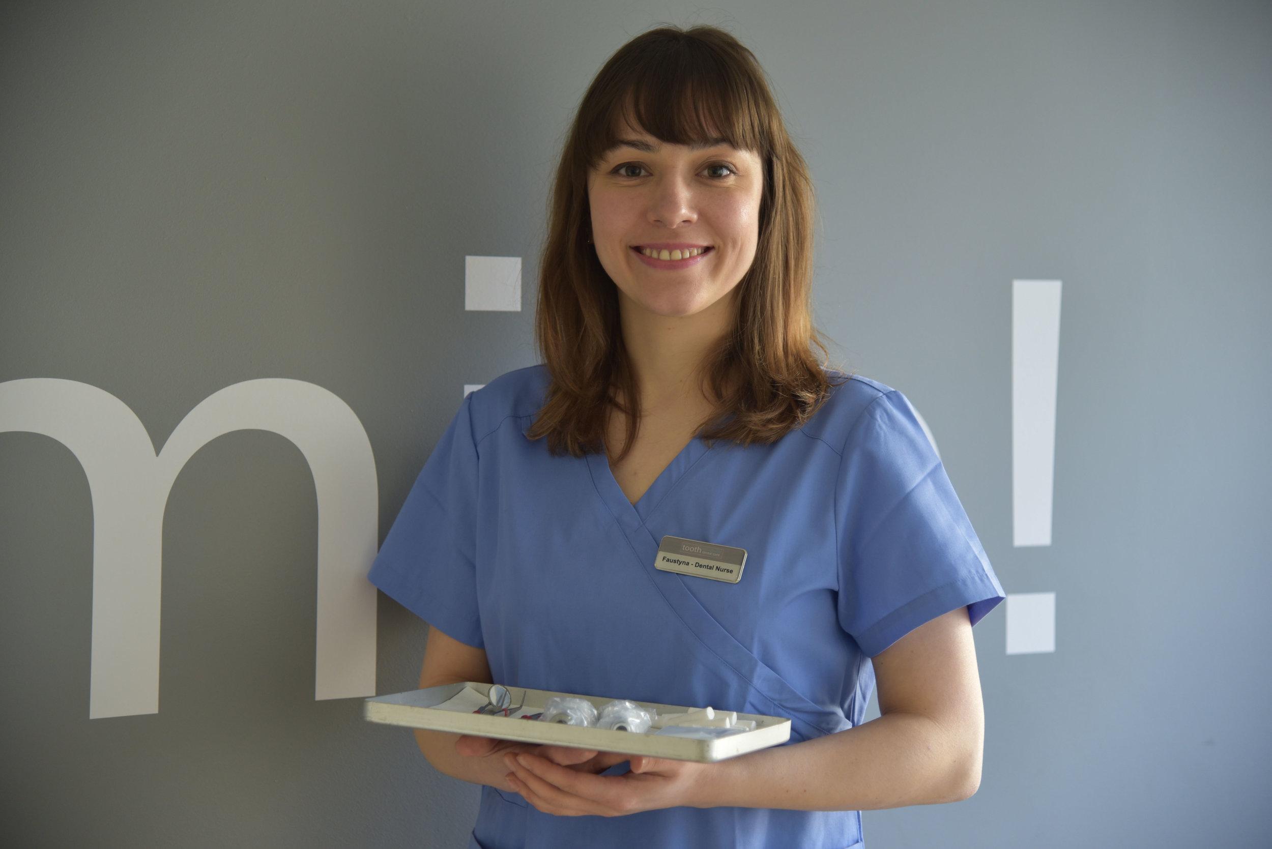 Faustyna - Trainee Dental Nurse