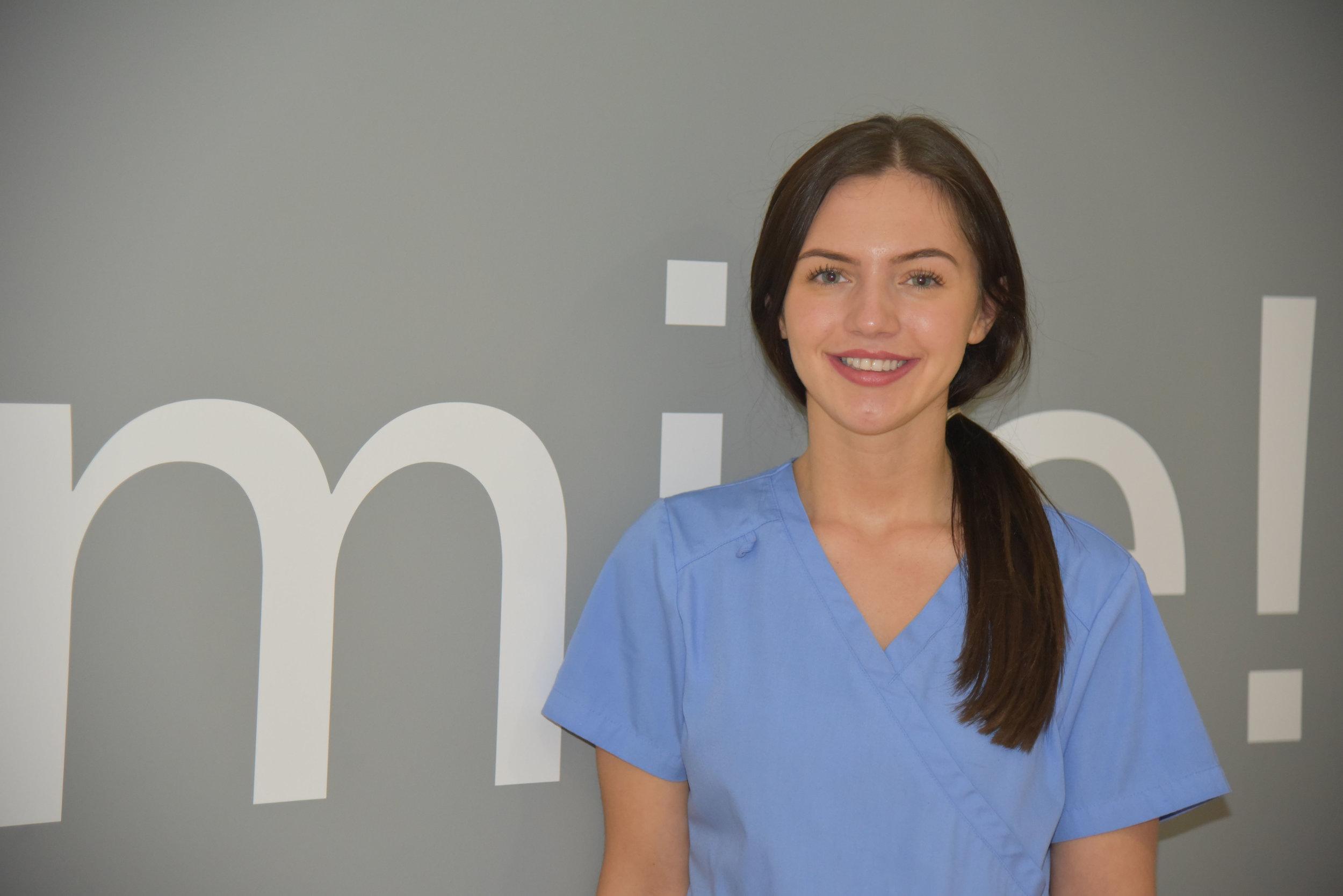 Danica - Qualified Dental Nurse (GDC 279632)