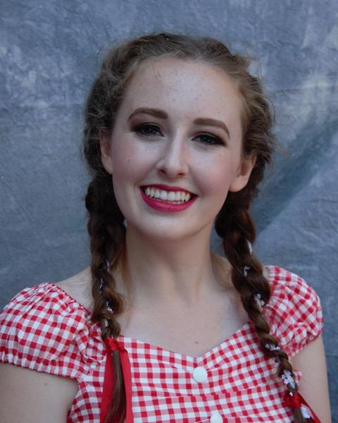 Caitlin Paul - Ado Annie