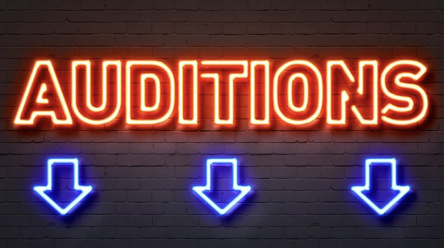 no upcoming auditions at this time