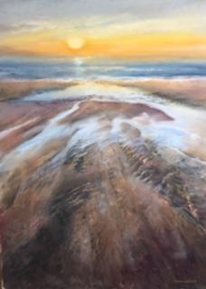 Low Tide by Claudette Gamache