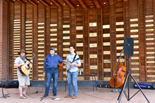 The Gate City Railbenders Old-Time Stringband