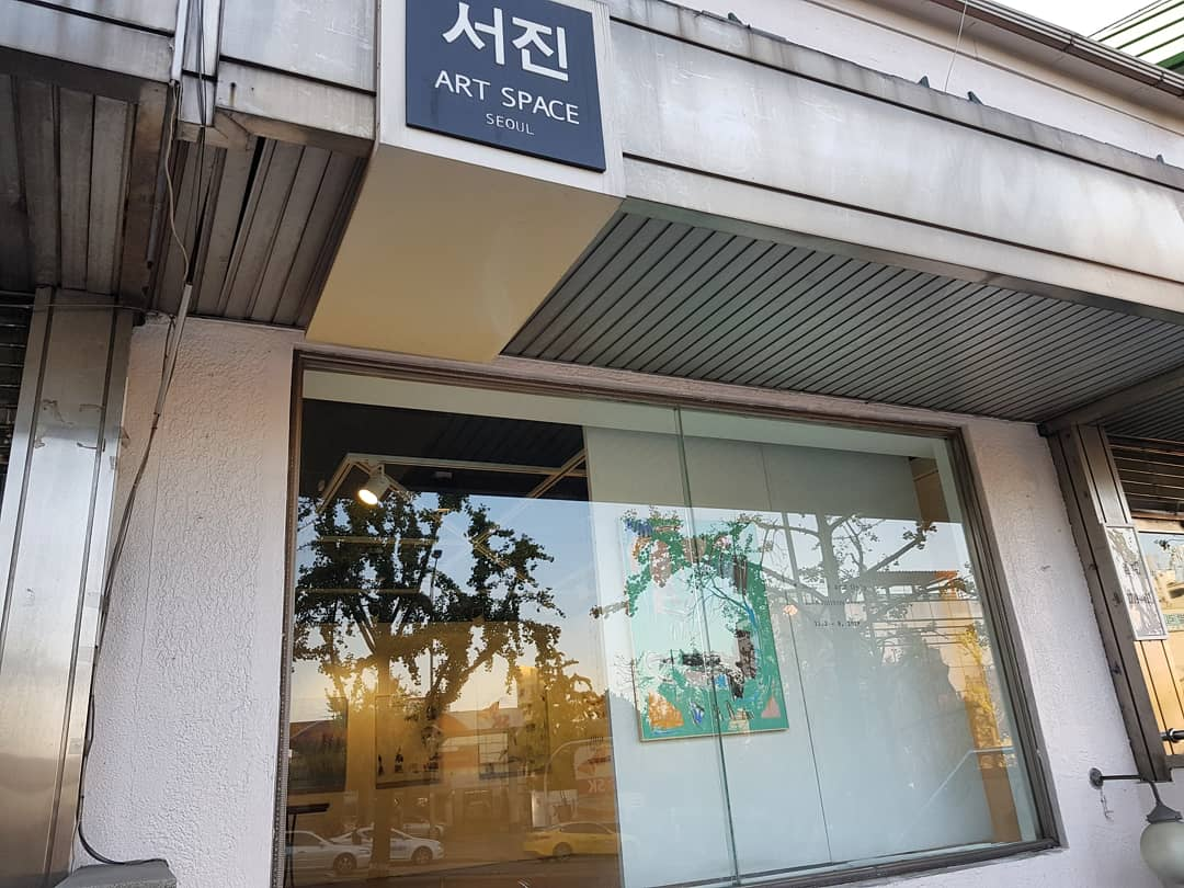 at Seojin Art Space November 2018
