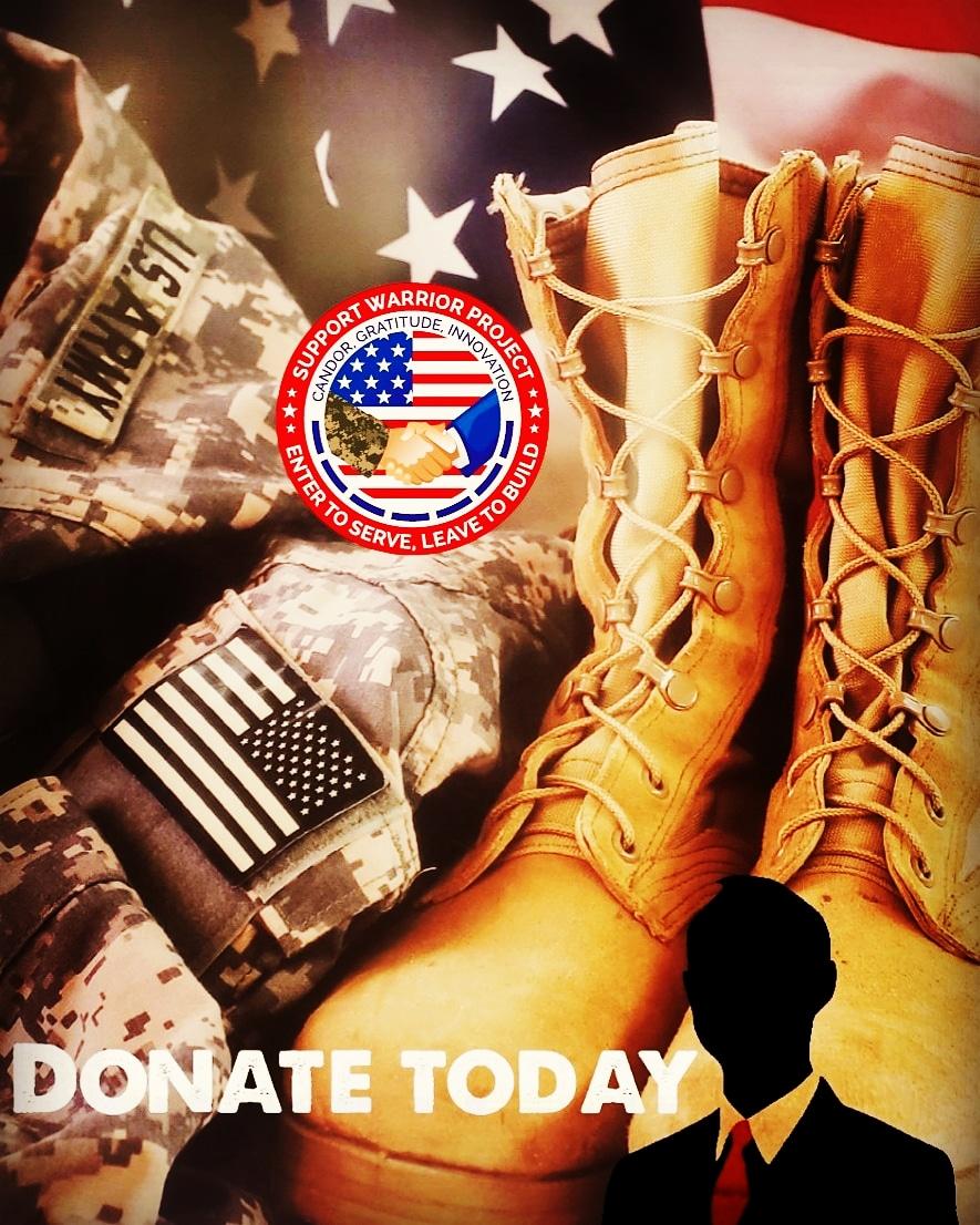 Support Military Entrepreneurship - MAKE AN IMPACT TODAY!