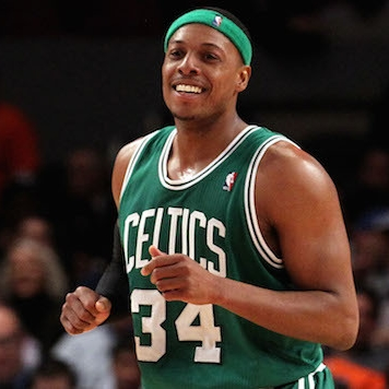 Paul Pierce  11am - 12:30pm