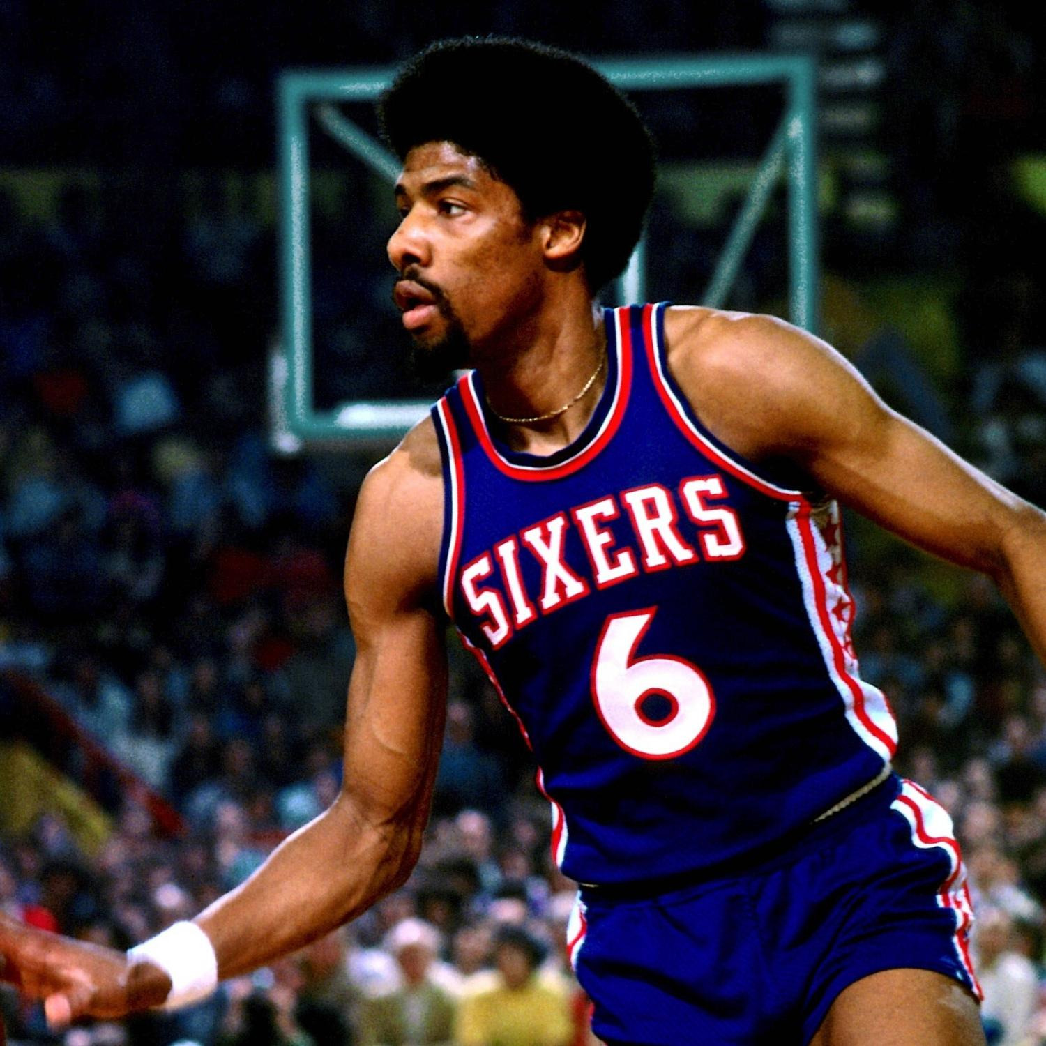 Julius Erving  1:30pm - 2:30pm