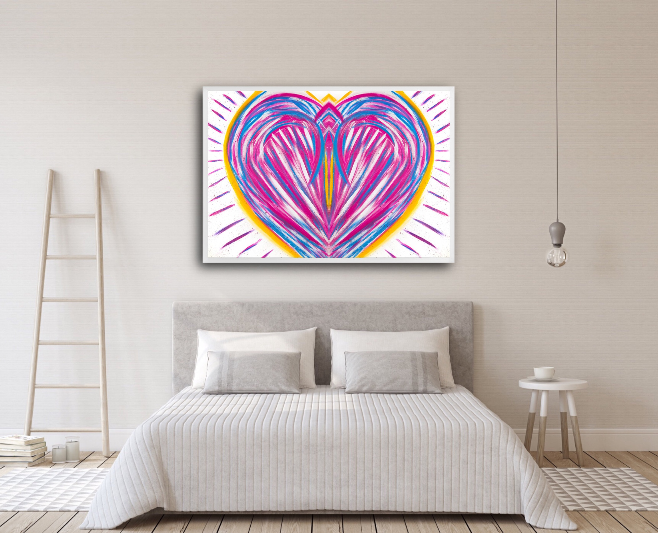 A HEALED HEART