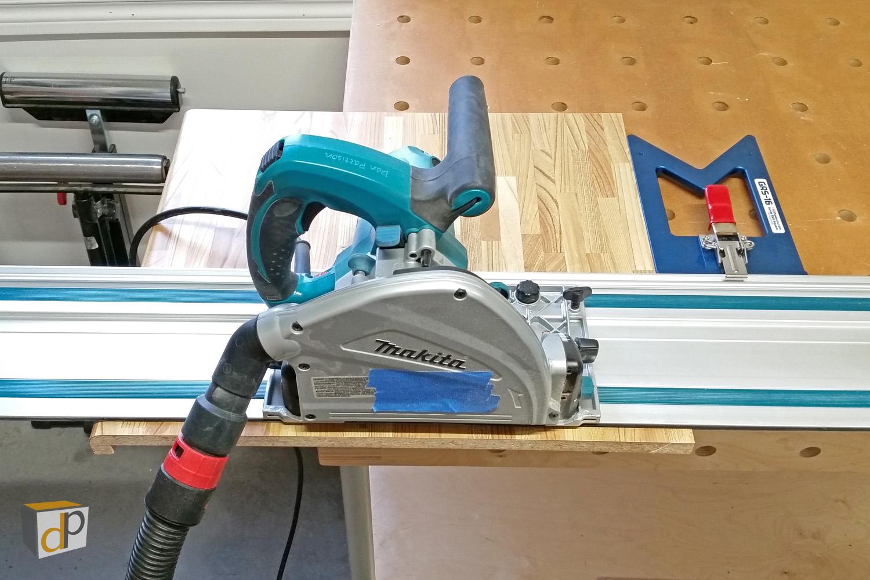 GRS-16 PE countertop cut