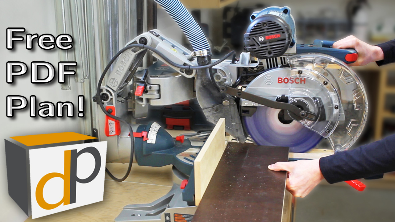 Bosch Axial Glide Dust Collection Upgrades & Mods