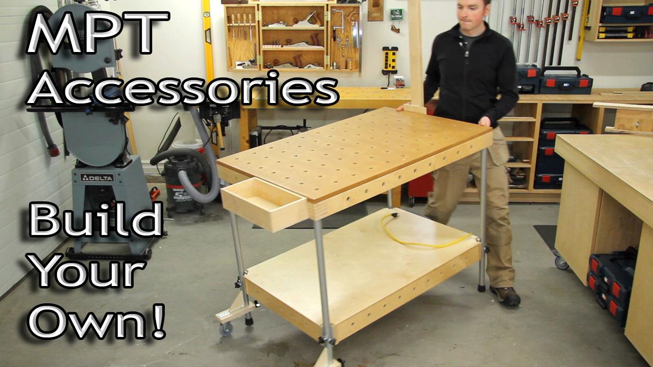 Multi Purpose Table (MPT) Accessories