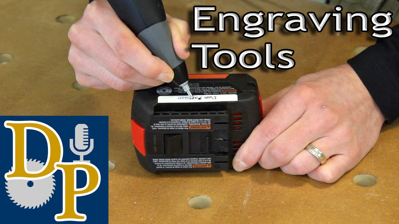 Engraving Your Tools with Professional Results