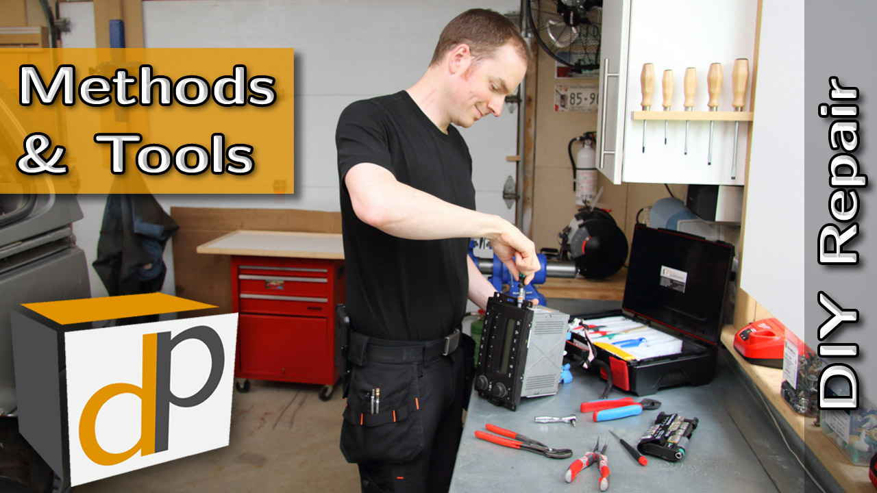 How to Fix ANYTHING - Essential DIY Repair Methods & Tools
