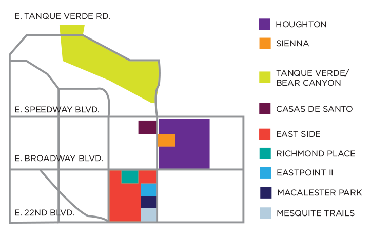 Ward 2 Neighborhoods