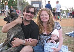 Amanda and Todd Hipper, Kaiser Zion