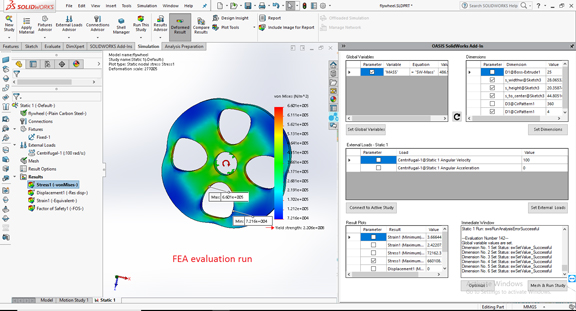 Empower develops a CAD-embedded optimization plug-in for SolidWorks users.