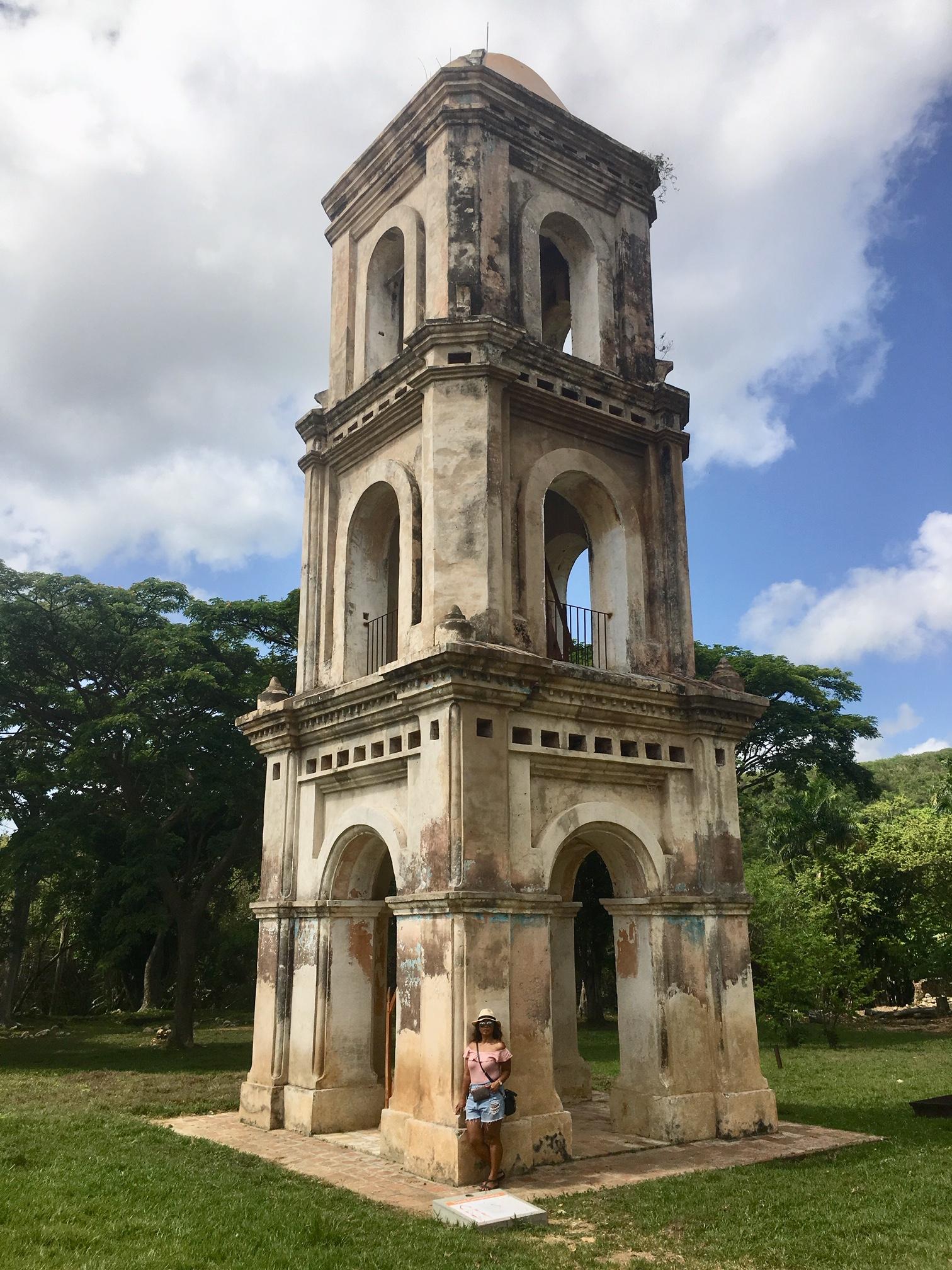 Lookout Tower at San Isidro