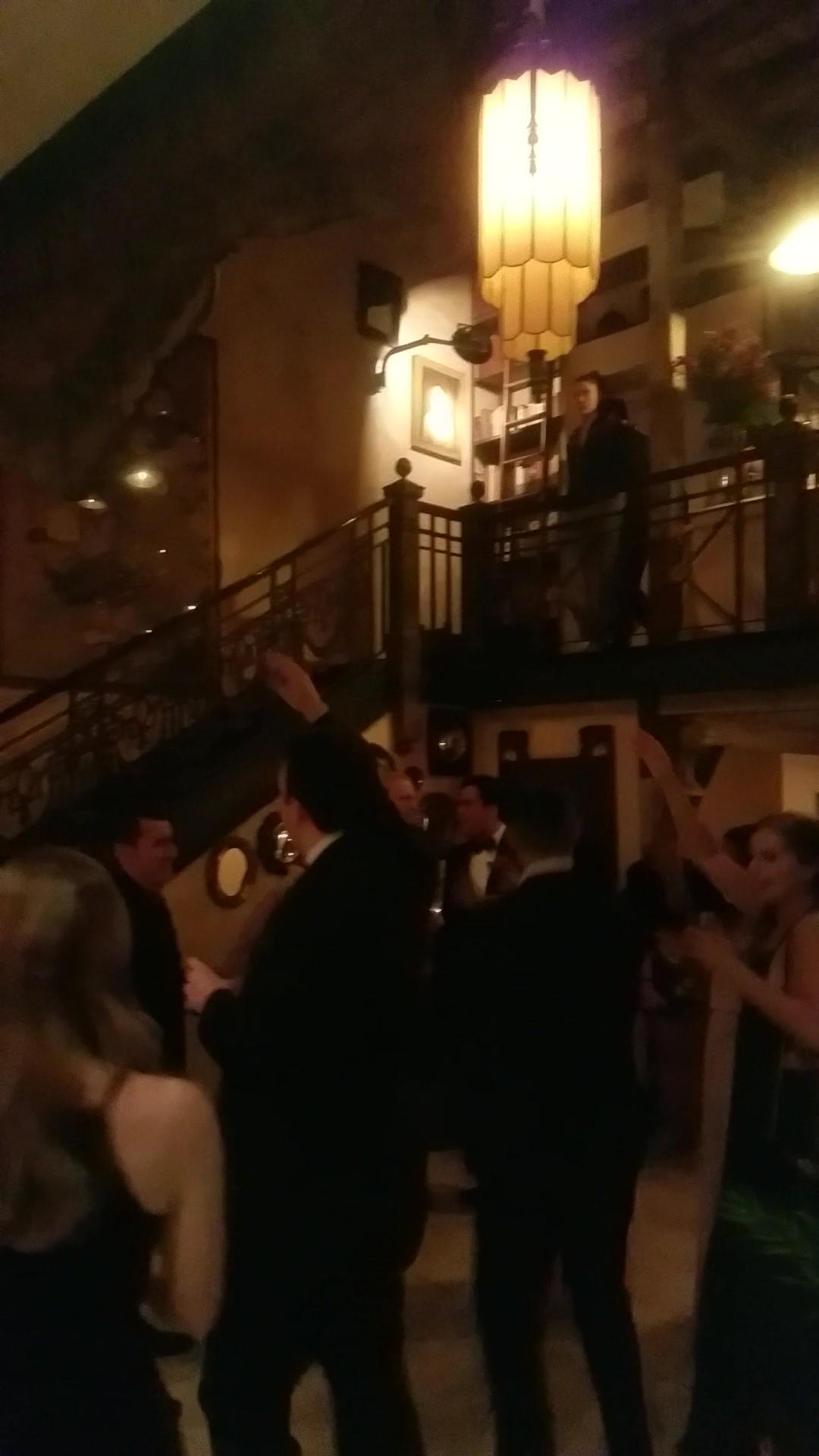 Dancing at Kathryn and Ivan Wedding