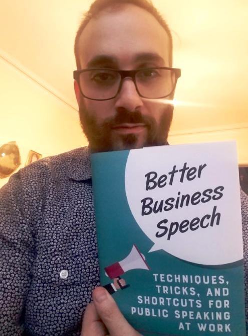 Better Business Speech book by Paul Geiger